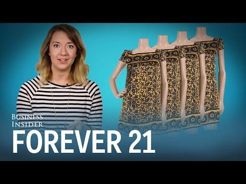 Forever 21's dirty little secret