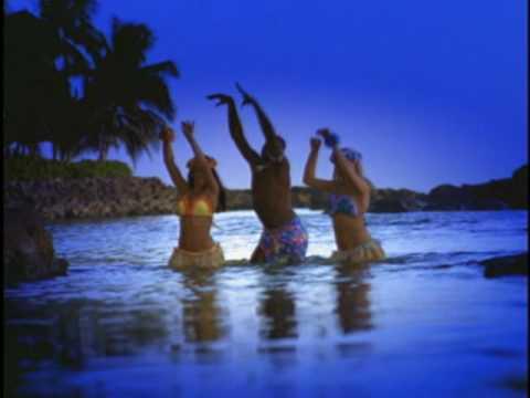 É o Tchan - Tchan no Hawai - Clipe Oficial