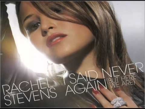 Rachel Stevens - I Said Never Again (But Here We Are) (Jewels & Stone Extended Mix)