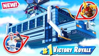 BATTLE BUS Hide and SEEK *NEW* CREATIVE Game mode in Fortnite Battle Royale