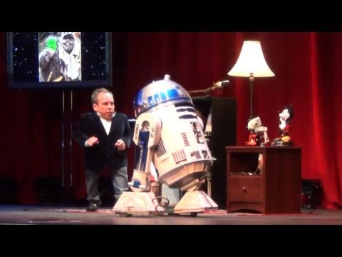 An Ewok's Tale - My Short Story starring Warwick Davis at Star Wars Weekends, Walt Disney World