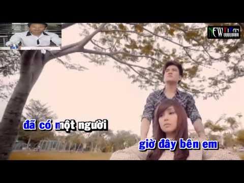 karaoke HD ANH KHÔNG NÍU KÉO 2 singer LÂM CHẤN HUY   YouTube