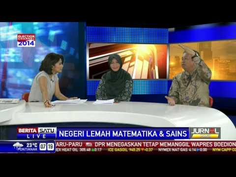 Dialog: Indonesia Negeri yang Lemah Matematika dan Sains?