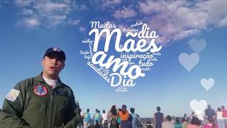 Video de homenagem ao dia das mães produzido pelo Centro de Comunicação Social da Aeronáutica