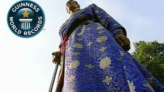 Tallest Man In The World Guinness World Record