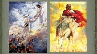 El Rapto Y La Segunda Venida De Cristo! Prt1de2