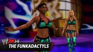 WWE 2K14 Community Showcase: The Funkadactyls (Xbox 360