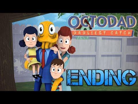 Octodad:Dadliest Catch - Part 3 | ENDING!! | NEVER EVER AGAIN