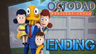 Octodad:Dadliest Catch - Part 3 | ENDING!! | NEVER EVER AGAIN