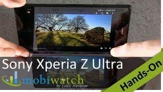 "Sony Xperia Z Ultra: Probando El ""tabphone"" Superfino XXXL"
