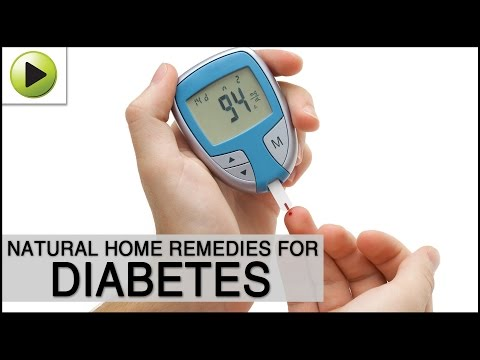 Diabetes - Natural Ayurvedic Home Remedies