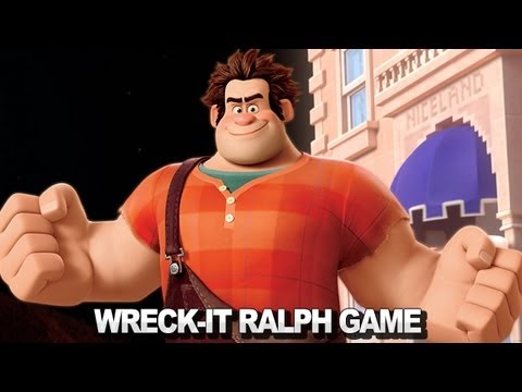 Wreck-It Ralph Game Launch Trailer