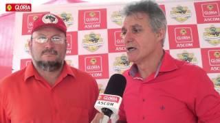 Prefeitura inaugura quadra poliesportiva no Assentamento Fortaleza