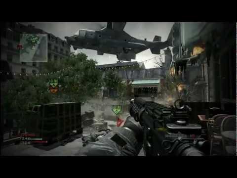 Первые gameplay - видео с CoD XP 2011 [Видеопост]
