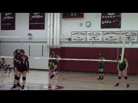 NAC - NCCS JV Volleyball  4-13-21