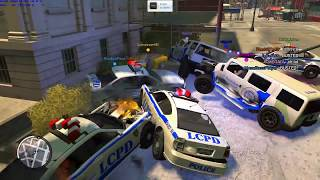 "GTA IV/TBoGT ""Busted!"" Only [x7] (Custom Game Mode/Type"