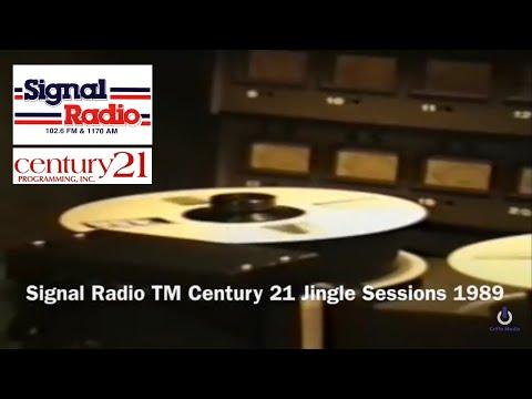 Signal Radio TM Century 21 Dallas Jingle Sessions 1989