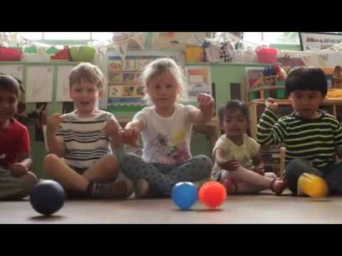 Sensory Ball Pk20 Assorted