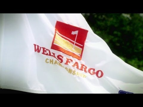 Angel Cabrera opens with a 66 at Wells Fargo