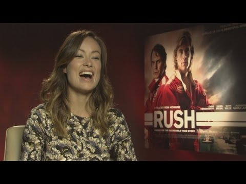 Olivia Wilde Rush interview: Sex, parties, Chris Hemsworth & martinis for lunch