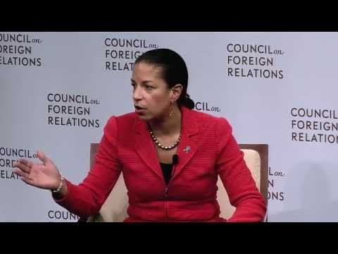 Susan Rice on Diversity in International Affairs