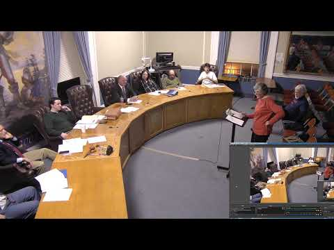 City of Plattsburgh, NY Meeting  2-11-20