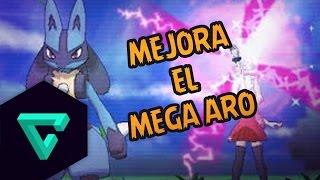 Como Mejorar El Mega Aro Pokemon X Y