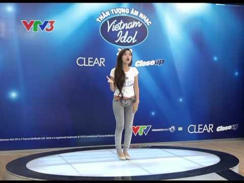 Vietnam Idol 2012 - Tập 2  - FULL - P.1