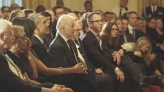 """One Last Time"" - Hamilton At The White House #ObamaLegacy"