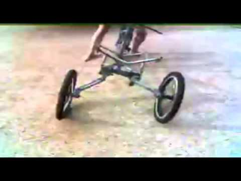 Cuatriciclos y triciclos