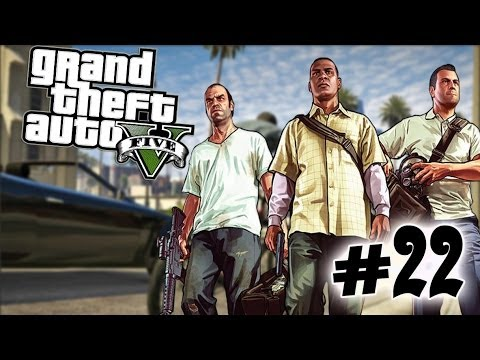 GTA V FR - Bourse, Assassinat, Tuning 1080p #22