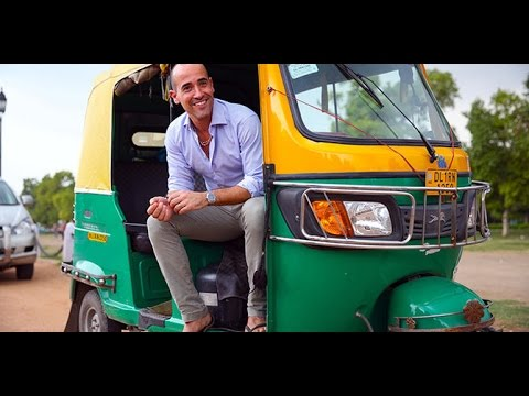 EP 42: 'Dolce India' With Celebrity Chef & Author, David Rocco