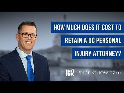 How Much Does A Consultation With An Attorney Cost? DC Personal Injury Attorney