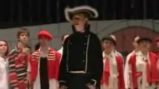 Terrible Les Miserables - Blacklick Valley High School - One Day More