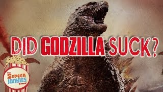 Did Godzilla Suck?! MOVIE FIGHTS!!