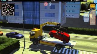 Tow Truck Simulator 2015 Gameplay