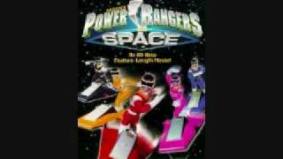 Chipmunk Power Rangers In Space Theme