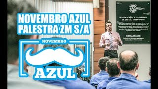NOVEMBRO AZUL | SINTIMMMEB SAÚDE | ZM S/A