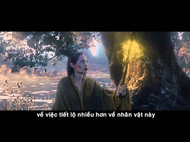 Maleficent - Tiên Hắc Ám (clip hậu trường): Huyền thoại trở lại