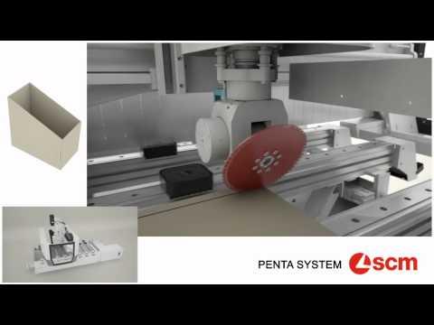 Pentha 5-axlig