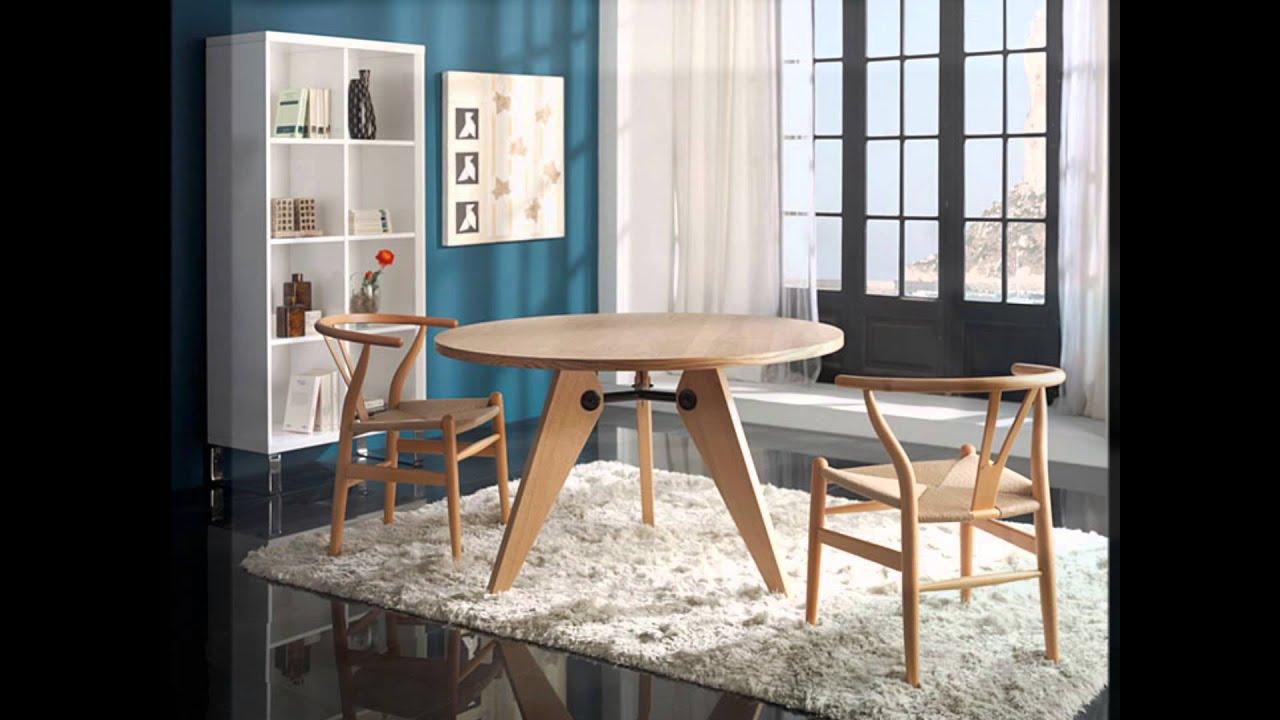 Decora con muebles escandinavos - YouTube