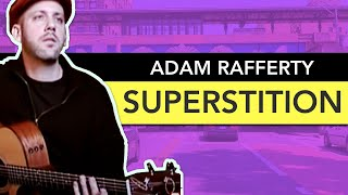 Adam Rafferty Superstition By Stevie Wonder Solo