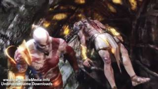 God Of War 3 Kratos Vs Zeus Final Battle Pt 3 / 3 HD
