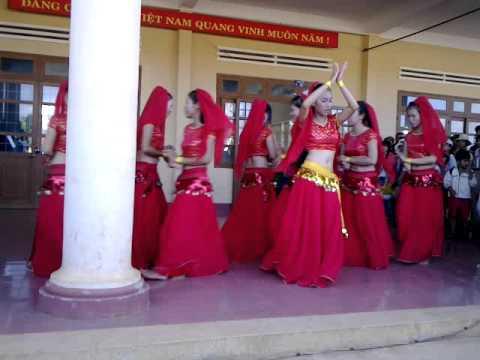 Múa Ấn Độ Cực Đỉnh
