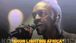 AKON LIGHTING AFRICA