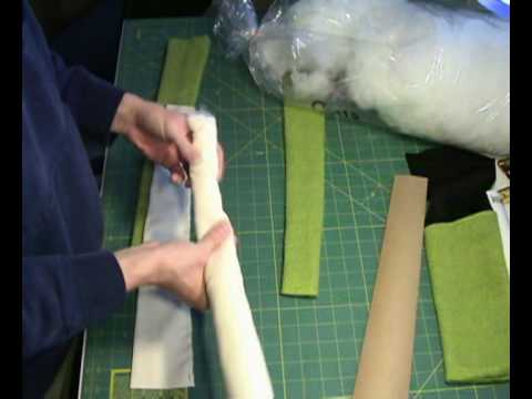 Making of the Puppet Arms
