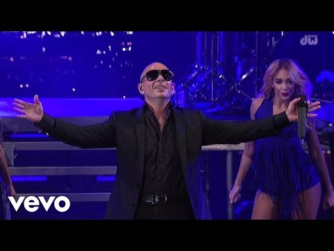 Pitbull, TJR – Don't Stop The Party