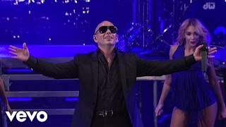 Pitbull - Don't Stop the Party (live)