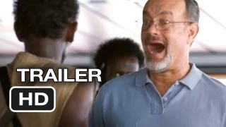 Captain Phillips Official Trailer #2 (2013) Tom Hanks