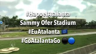Q3 Preliminari UEL Hapoel Haifa-Atalanta, entriamo nel Sammy Ofer Stadium